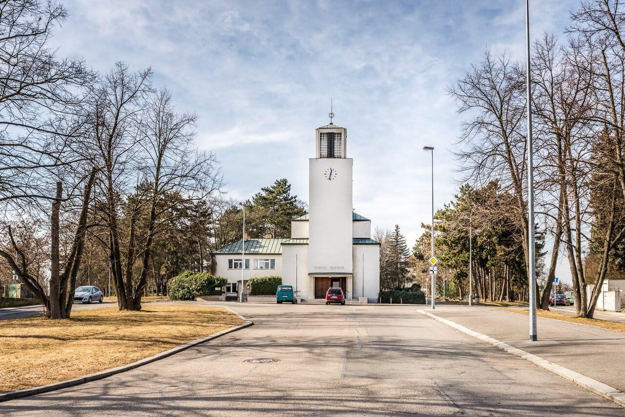 Evangelický kostel ve Střešovicích