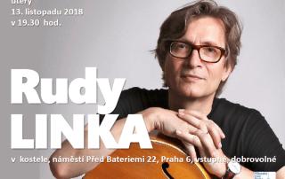 Koncerty na kopci - Rudy Linka, jazzová kytara