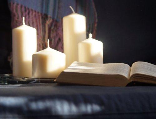 Modlitba – Pane Bože, chtěli bychom mít to světlo iněkde vsobě uvnitř…