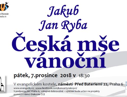 Česká mše vánoční, Jakub Jan Ryba