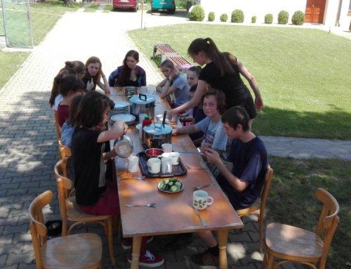 Letní tábory pro děti amládež