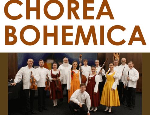 Chorea Bohemica – Koncerty na kopci