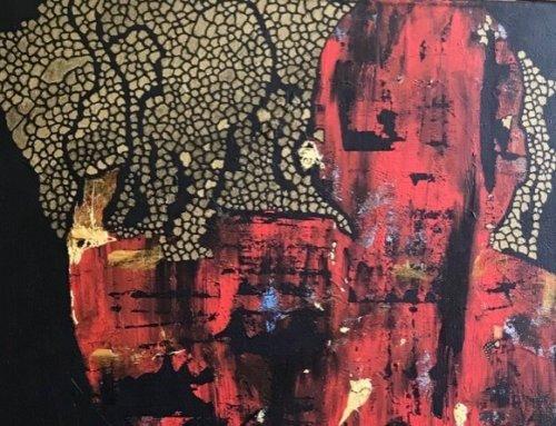 Výstava obrazů Heshama Malika