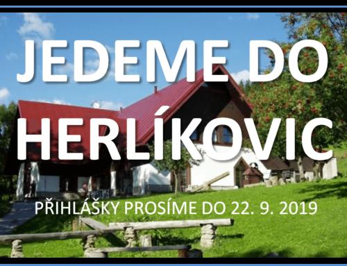 Jedeme do Herlíkovic