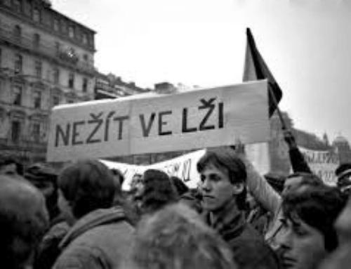 Dokument Něžná revoluce