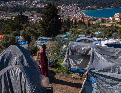 O uprchlických táborech vLibanonu aJordánsku