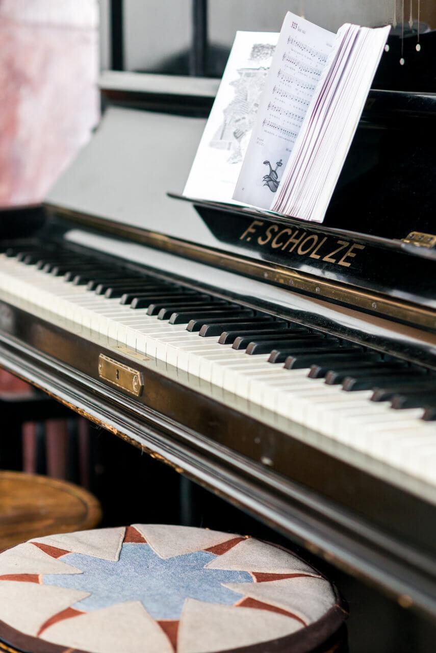 Modlitba – Zpívejte Hospodinu píseň novou